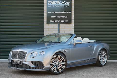 Bentley Continental Gtc Speed - Large 0