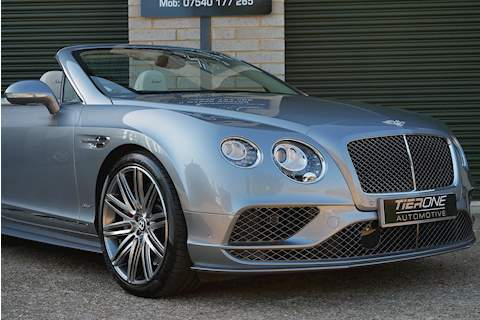 Bentley Continental Gtc Speed - Large 34