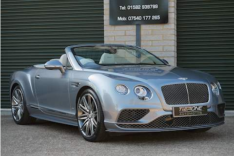 Bentley Continental Gtc Speed - Large 37