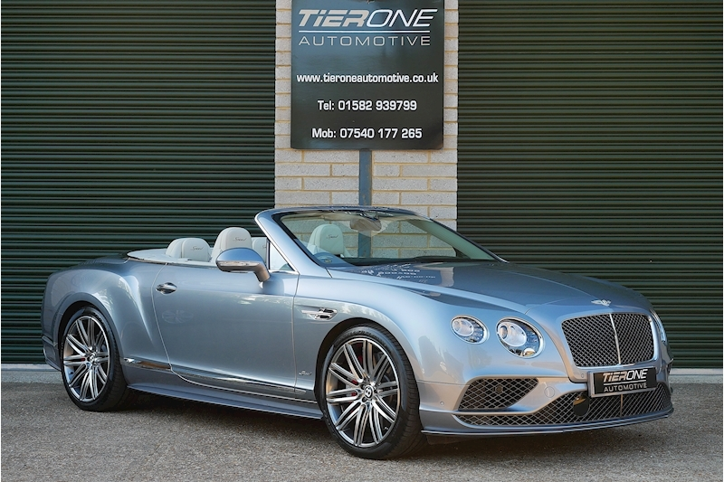 Bentley Continental Gtc Speed - Large 7