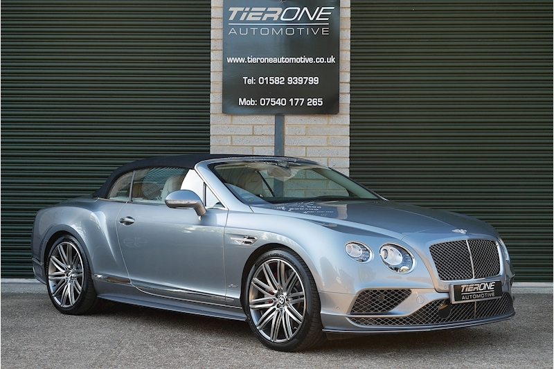 Bentley Continental Gtc Speed - Large 23