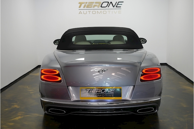 Bentley Continental Gtc Speed - Large 50