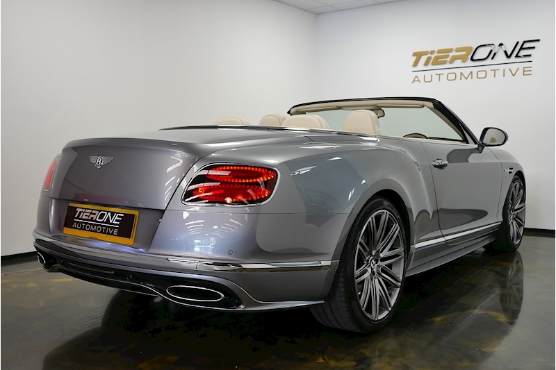 Bentley Continental Gtc Speed - Large 57