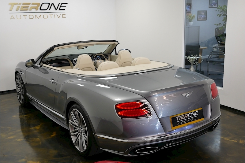 Bentley Continental Gtc Speed - Large 44