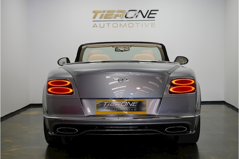 Bentley Continental Gtc Speed - Large 21