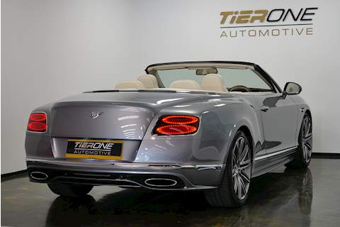 Bentley Continental Gtc Speed - Large 42