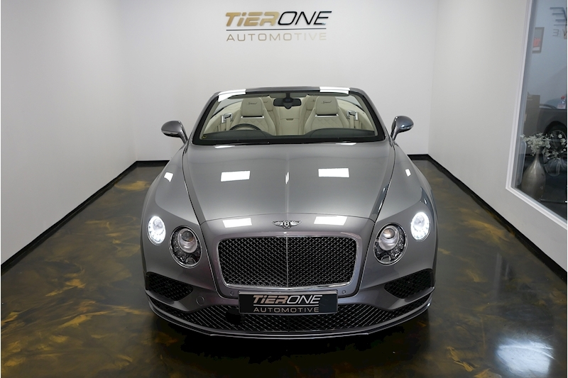 Bentley Continental Gtc Speed - Large 58