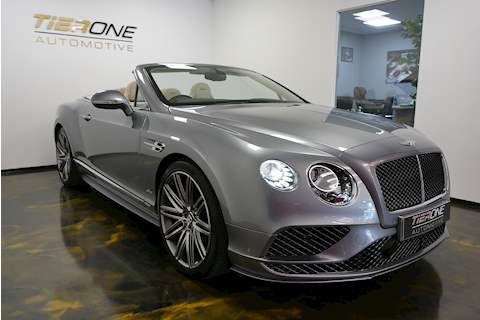 Bentley Continental Gtc Speed - Large 55