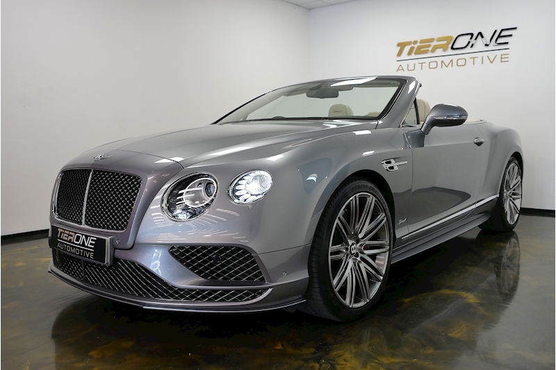 Bentley Continental Gtc Speed - Large 59