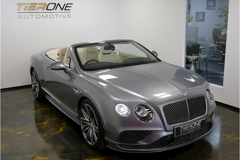 Bentley Continental Gtc Speed - Large 43