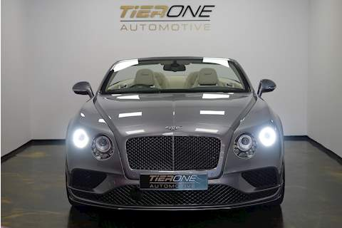 Bentley Continental Gtc Speed - Large 20