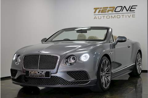 Bentley Continental Gtc Speed - Large 41