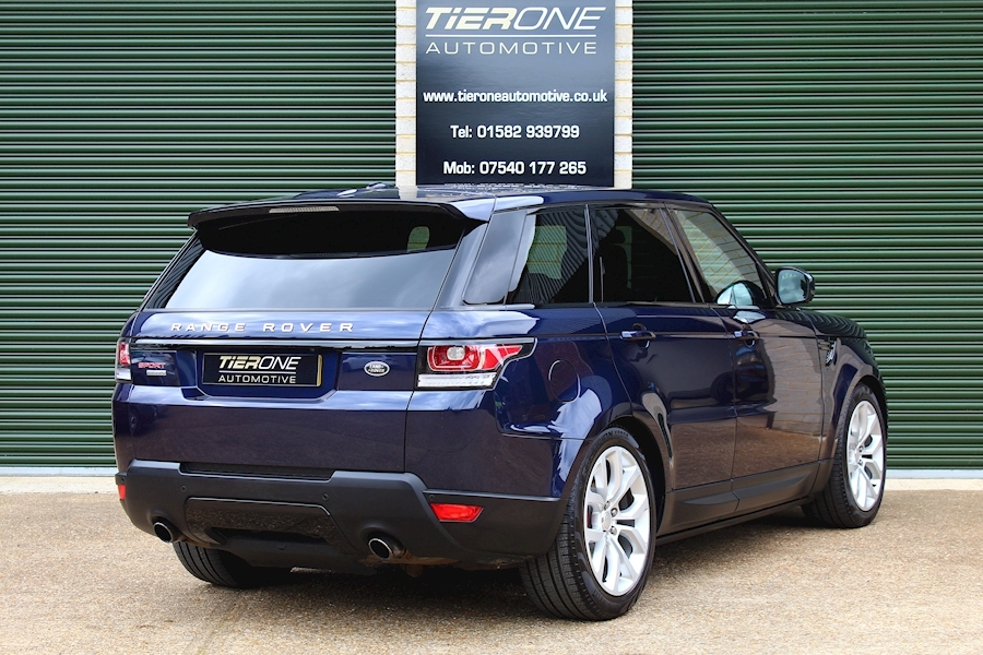 Land Rover Range Rover Sport V8 Autobiography Dynamic - Large 3