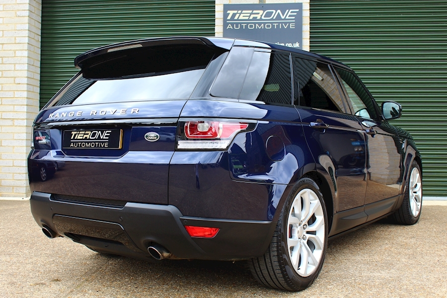 Land Rover Range Rover Sport V8 Autobiography Dynamic - Large 36
