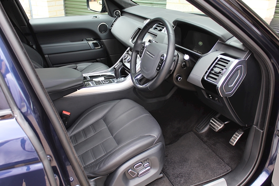 Land Rover Range Rover Sport V8 Autobiography Dynamic - Large 7
