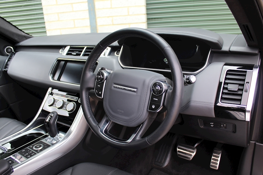 Land Rover Range Rover Sport V8 Autobiography Dynamic - Large 13
