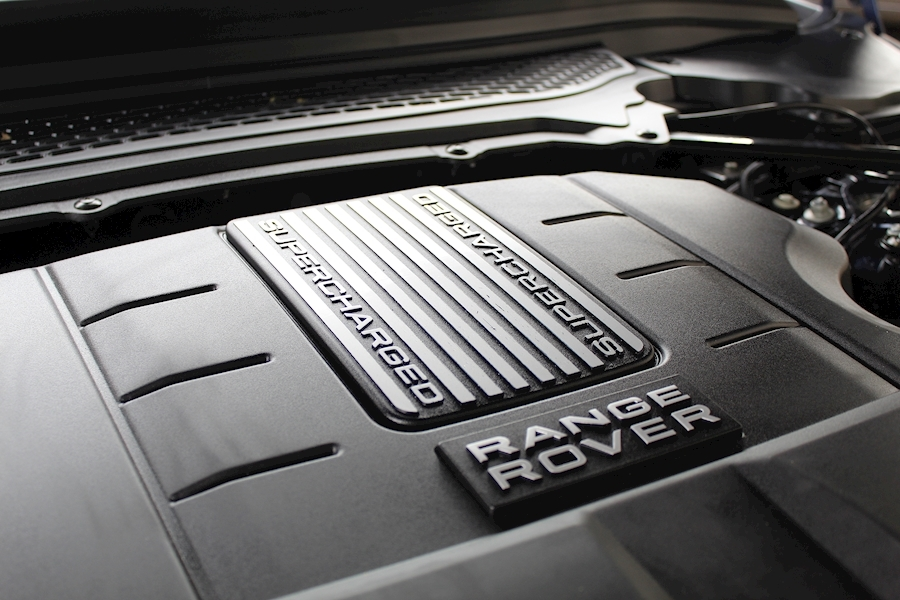 Land Rover Range Rover Sport V8 Autobiography Dynamic - Large 49