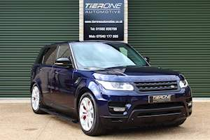 Land Rover Range Rover Sport V8 Autobiography Dynamic - Large 1