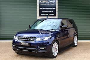 Land Rover Range Rover Sport V8 Autobiography Dynamic - Large 0