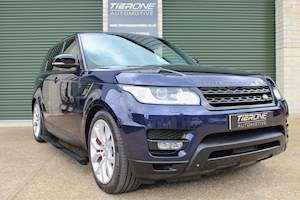 Land Rover Range Rover Sport V8 Autobiography Dynamic - Large 33
