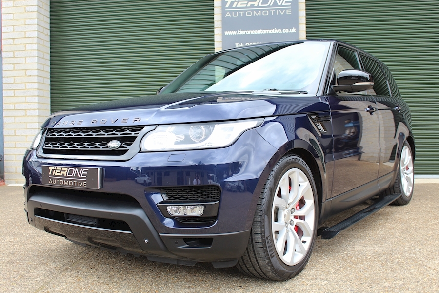 Land Rover Range Rover Sport V8 Autobiography Dynamic - Large 34
