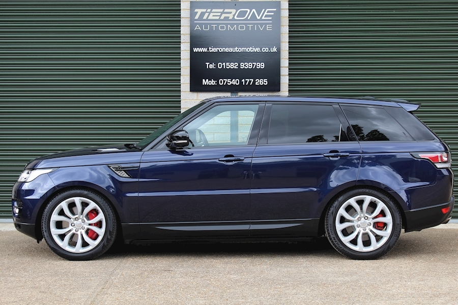 Land Rover Range Rover Sport V8 Autobiography Dynamic - Large 4