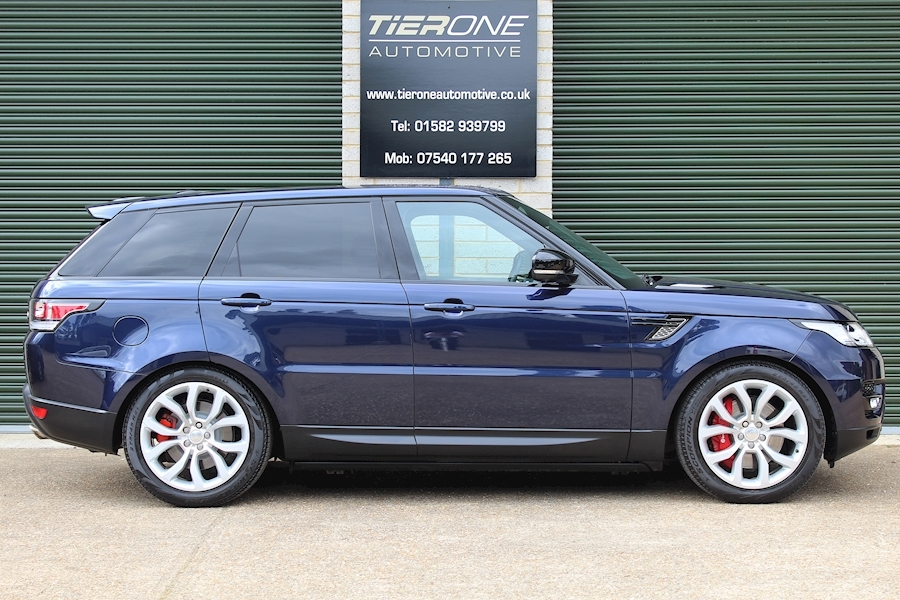 Land Rover Range Rover Sport V8 Autobiography Dynamic - Large 5