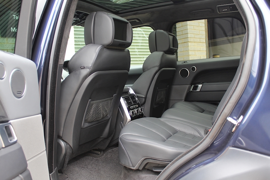 Land Rover Range Rover Sport V8 Autobiography Dynamic - Large 8