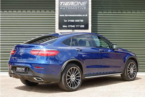 Glc-Class Glc 250 D 4Matic Amg Line Premium Coupe 2.1 Automatic Diesel