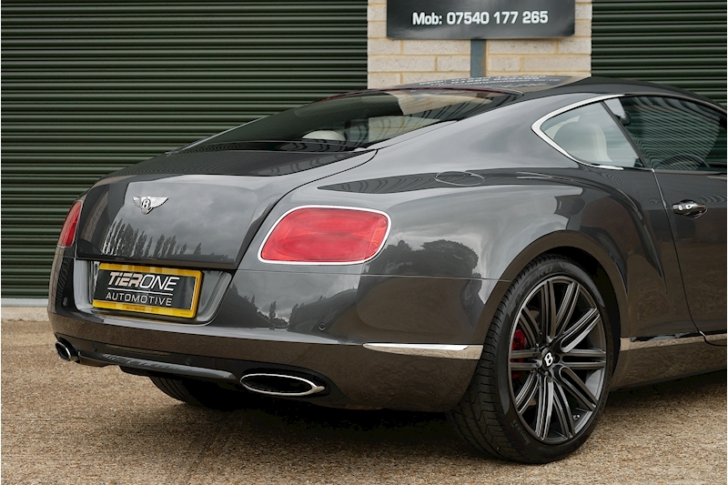 Bentley Continental GT Speed - Large 28