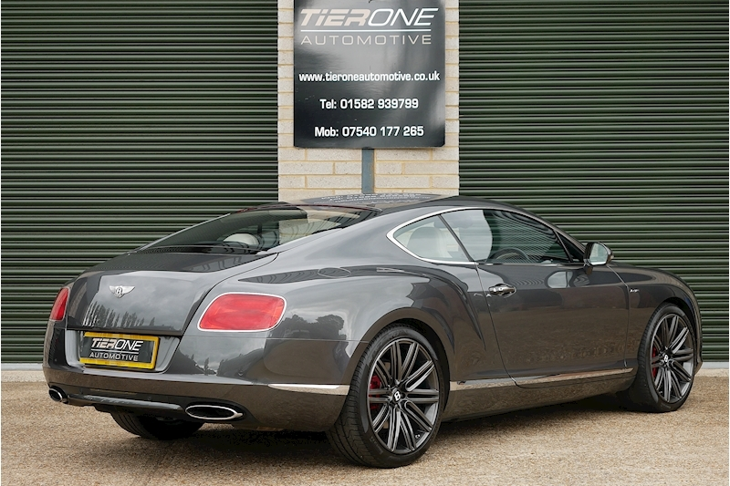 Bentley Continental GT Speed - Large 1