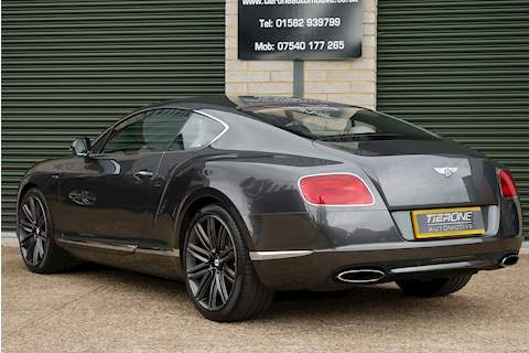 Bentley Continental GT Speed - Large 42