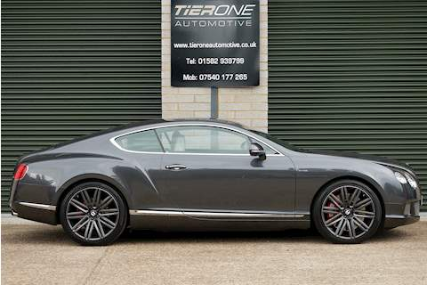 Bentley Continental GT Speed - Large 2