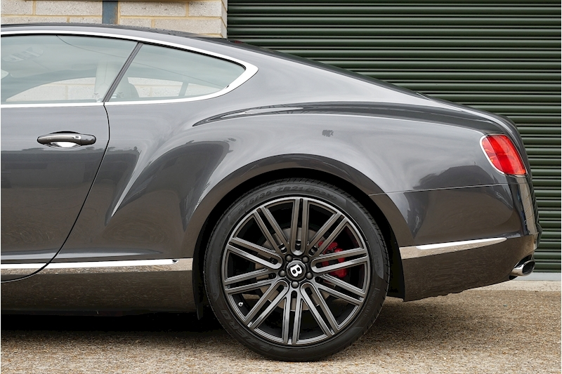Bentley Continental GT Speed - Large 36
