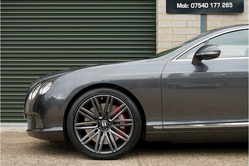 Bentley Continental GT Speed - Large 35