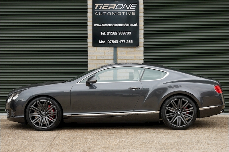 Bentley Continental GT Speed - Large 9