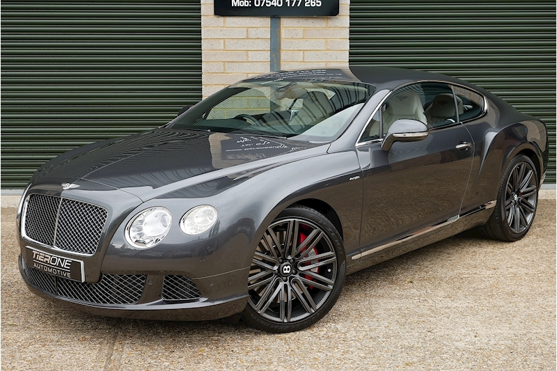 Bentley Continental GT Speed - Large 39