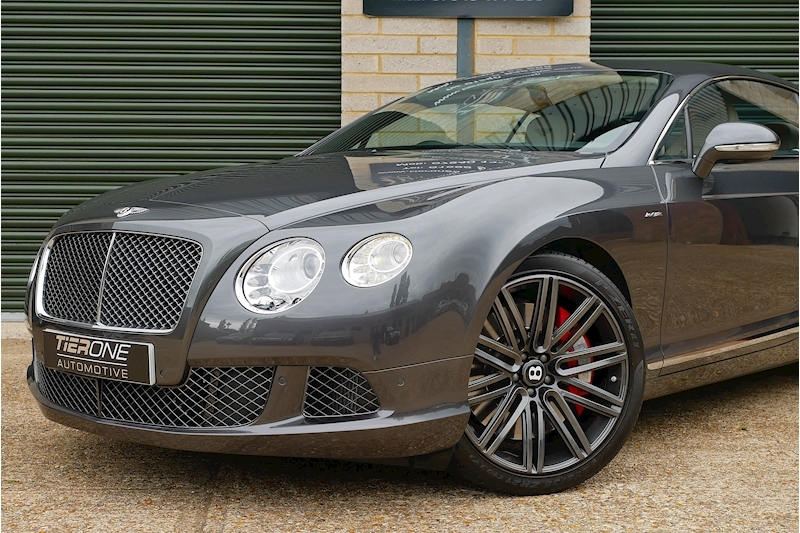 Bentley Continental GT Speed - Large 27