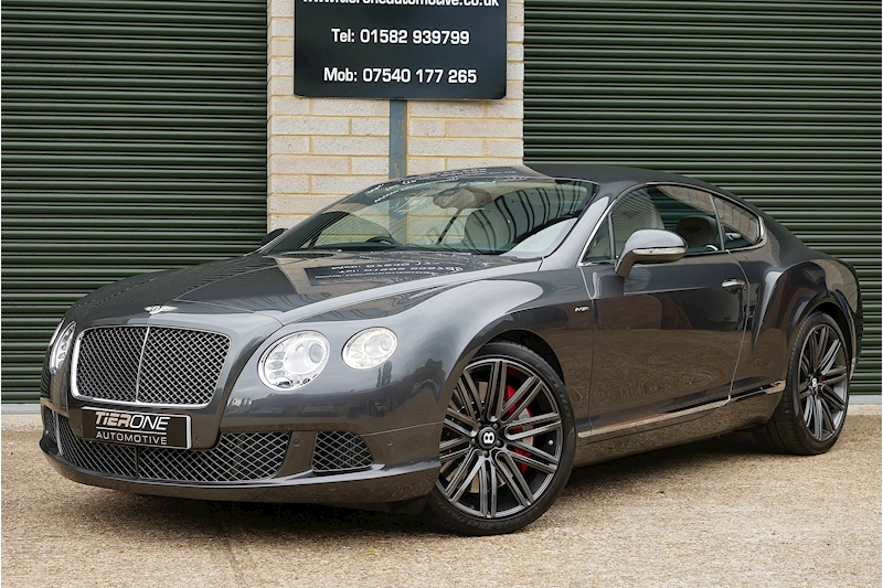 Bentley Continental GT Speed - Large 41