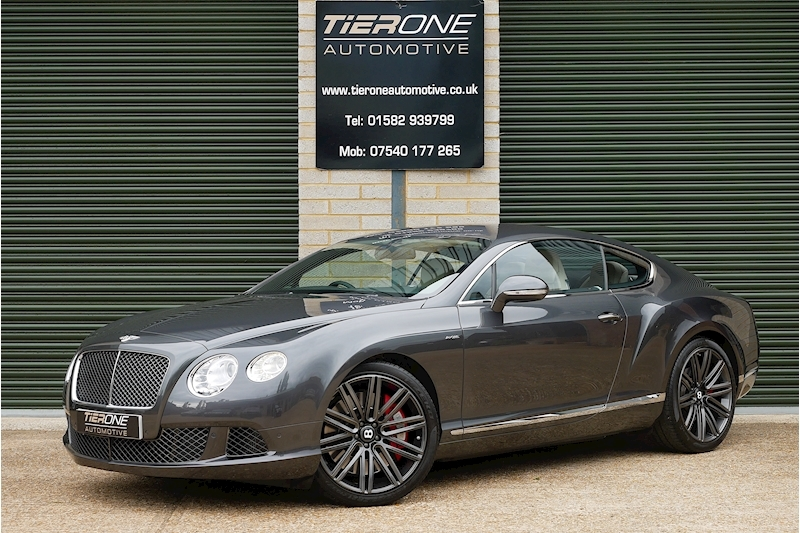 Bentley Continental GT Speed - Large 0
