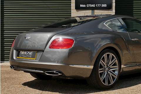Bentley Continental GT Speed - Large 34