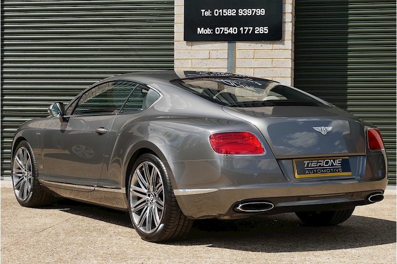 Bentley Continental GT Speed - Large 40