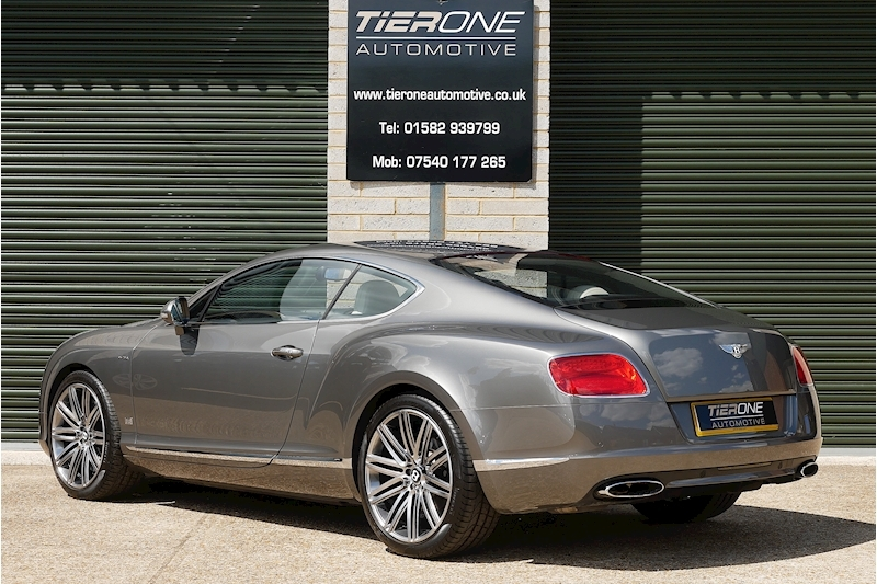 Bentley Continental GT Speed - Large 8