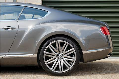 Bentley Continental GT Speed - Large 20