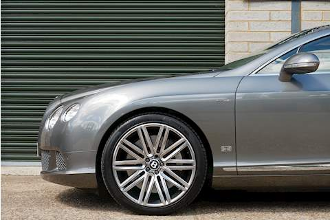 Bentley Continental GT Speed - Large 19