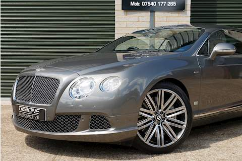 Bentley Continental GT Speed - Large 33