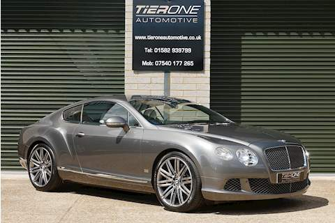 Bentley Continental GT Speed - Large 7