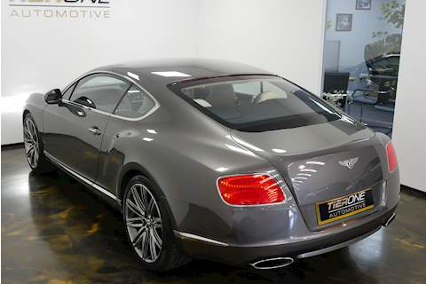Bentley Continental GT Speed - Large 43