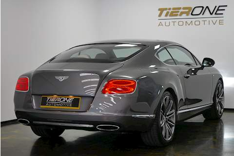 Bentley Continental GT Speed - Large 44