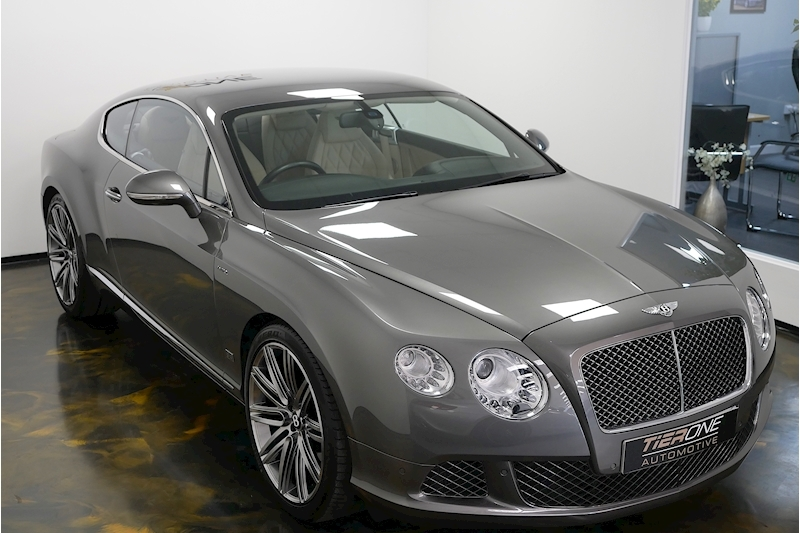 Bentley Continental GT Speed - Large 24